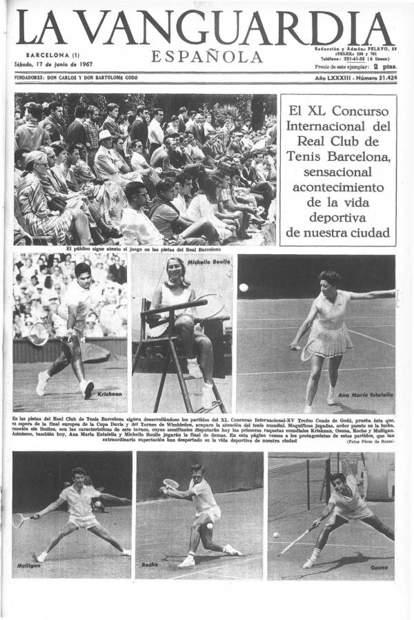 1967 La Vanguardia 17 de junio
