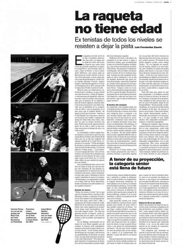 2006 La Vanguardia 23 abril